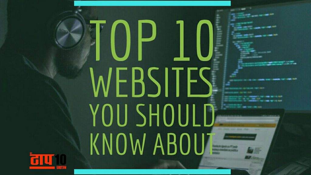Top 10 Websites